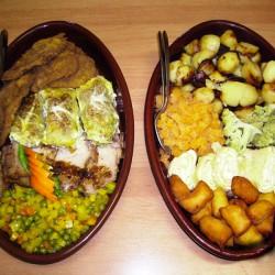 Hrana, ki je naložena